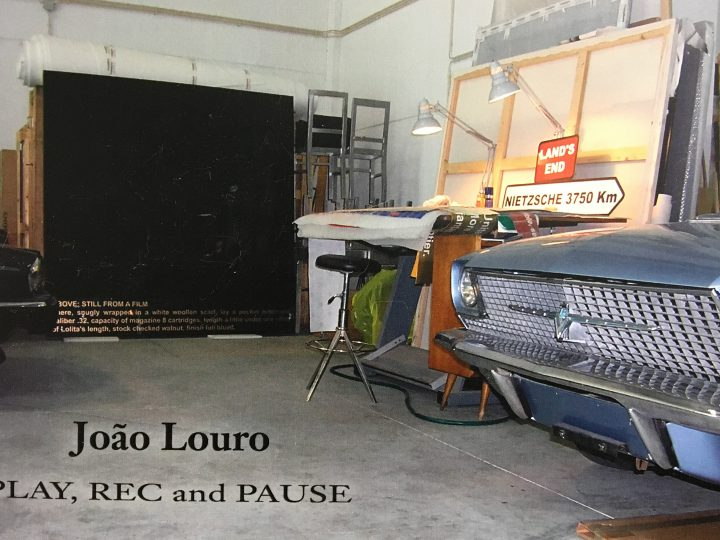 PLAY, REC AND PAUSE [solo show]
