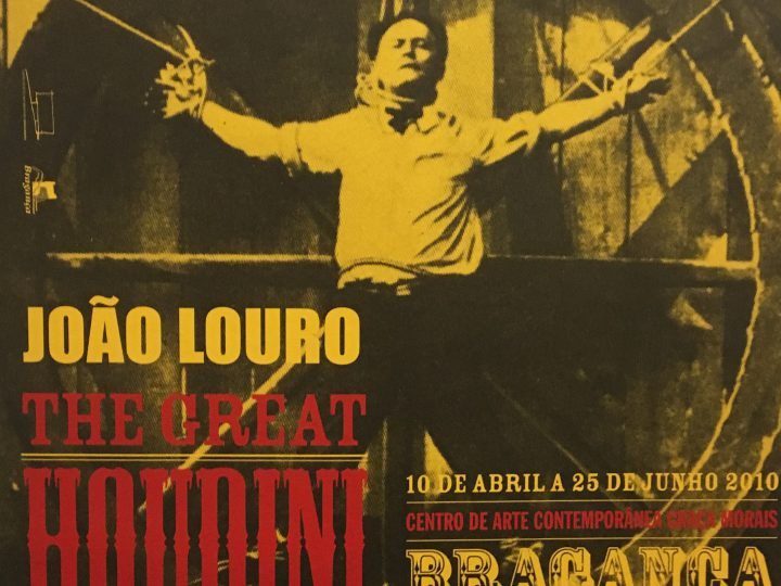 THE GREAT HOUDINI [solo show]