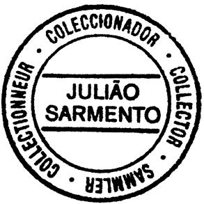 AFINIDADES ELECTIVAS. JULIÃO SARMENTO COLECCIONADOR