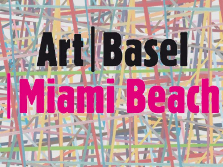 João Louro at Art Basel Miami Beach