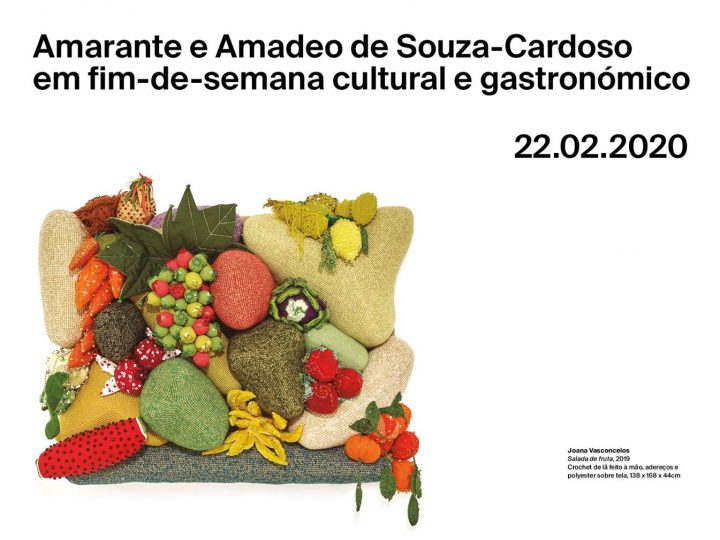 Fuck Art, Let's Eat at Museu Amadeo Souza-Cardoso