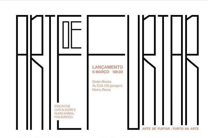 """Presentation of the book """"Arte de Furtar"""""""